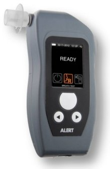alert j5 professional breathalyzer